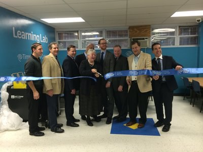 Variety Unveils New Computer Learning Lab
