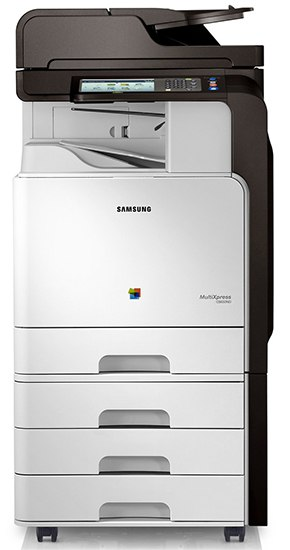 Samsung MultiXpress CLX-8640ND